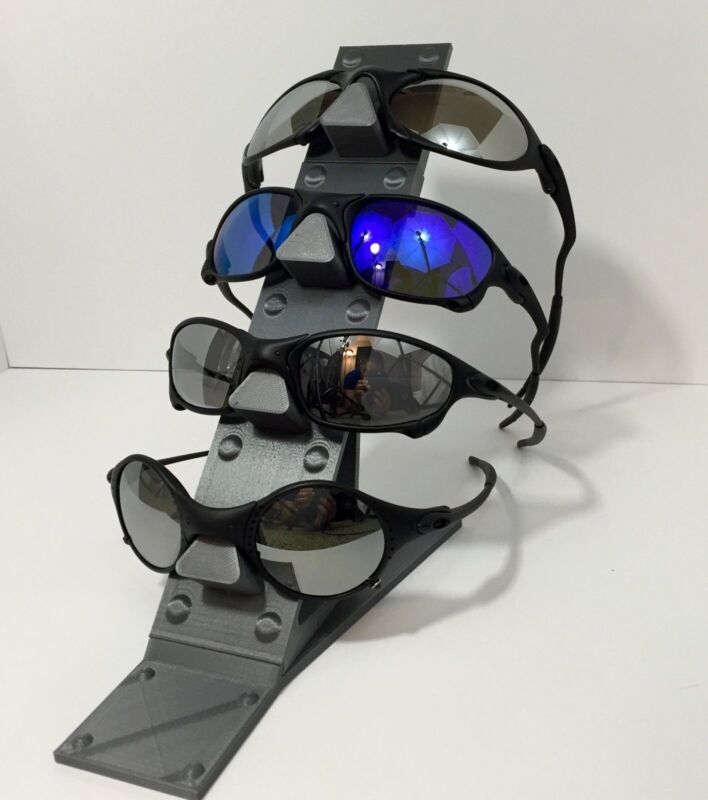 Oakley Sunglasses Riser Display Stand - X-metal And O-Matter