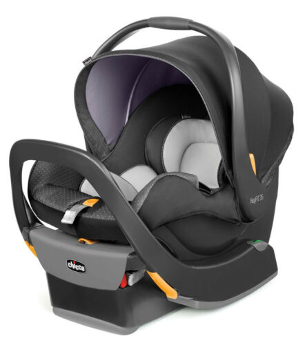Chicco Keyfit 35 Infant Child Safety Car Seat & Base Iris 4 - 35 lbs NEW