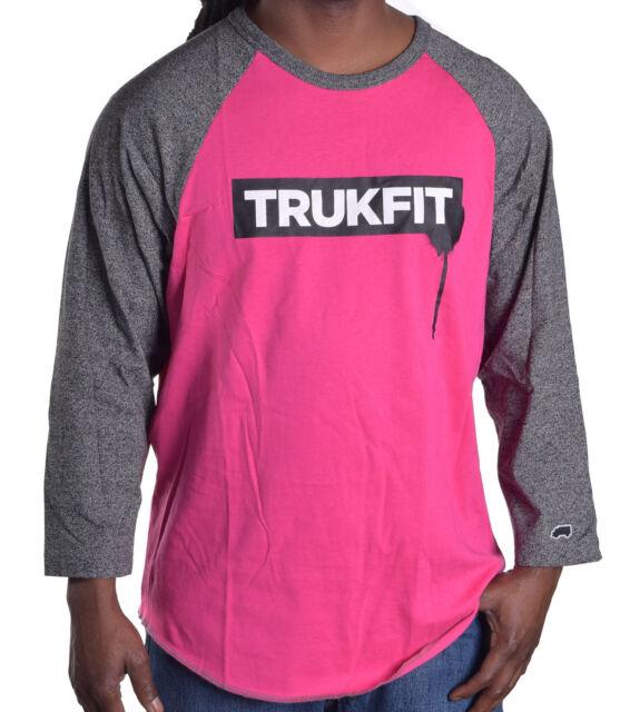 Trukfit Men's Tank Top Long and Short Sleeve Tee Shirts Choose ...