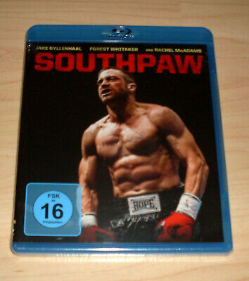 Blu-Ray Film - Southpaw - Jake Gyllenhaal - Boxen - Neu OVP (Ray-film)