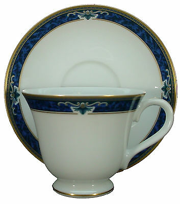 "WEDGWOOD china CHADWICK pattern CUP & SAUCER Set 3"" Cup"