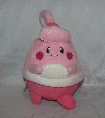 "Pokemon Plush Toy Vintage Happiny - 5"" Tall - 2007 Jakks Pacific"