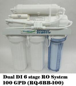 Aqua Reef Ro Di Reverse Osmosis Water Filtration System