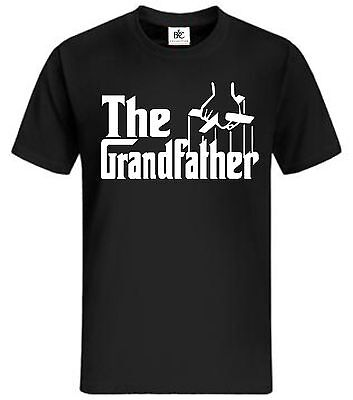 The Grandfather T-Shirt Fun Der Pate Godfather Funshirt Opa Großvater Sprüche