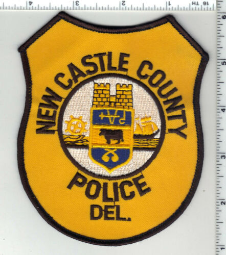 New Castle County Police (Delaware) 6th Issue Shoulder Patch