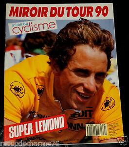 1990 miroir du cyclisme n 435 miroir du tour 90 super for Miroir du ciclisme