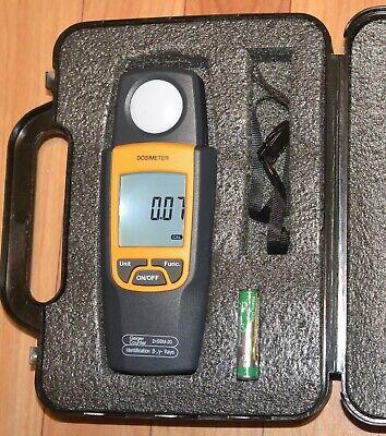 Dosimeter 2 X Geiger Counter Sbm-20 Radiation Detector