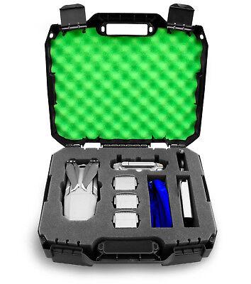 CASEMATIX DJI Mavic 2 PRO AND ZOOM DRONE CASE - FITS MAVIC PRO AND ACCESSORIES