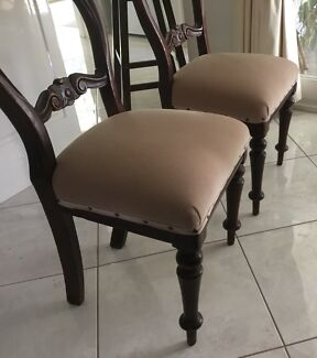 Wanted: Antique cedar chairs