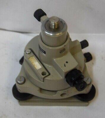 Sokkia Ap41 Three-jaw Rotatable Optical Plummet Adapter W Plummet 2