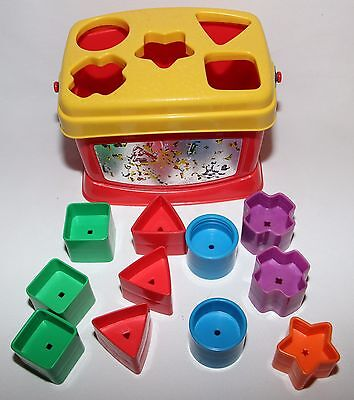 Fisher Price K7167 Baby's First Blocks - Excellent
