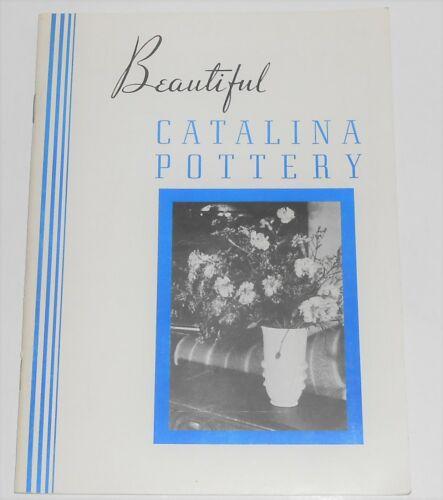 Delleen Enge Catalina Island Pottery Catalog