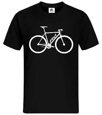Fixi Fahrrad T-Shirt Fun Bike Biker Kult Symbol Cruiser Chopper MTB  (Cruiser Bike Shirts)