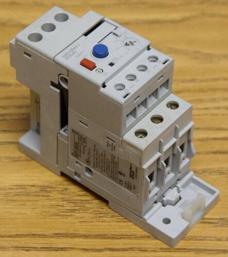 Sprecher Schuh CEP7-EECB Series B Overload Relay