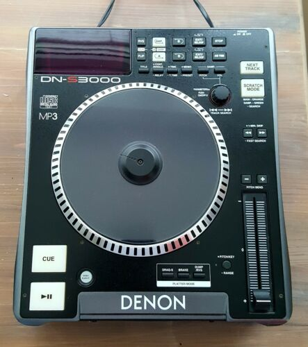 DENON DJ CD - Player DN-S3000