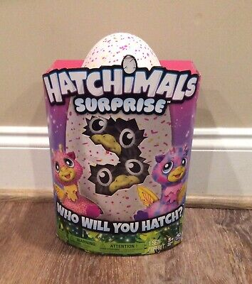 Hatchimals Surprise Giraven Twins - PINK- NEW UNOPENED!!