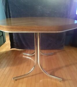 """Table 58"""" long 41"""" wide  30"""" tall"""