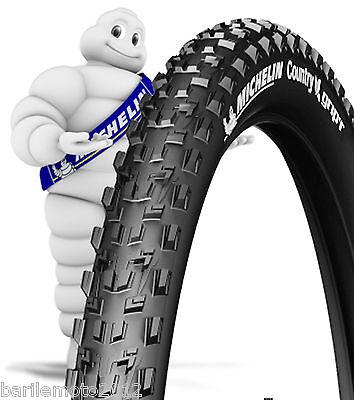 Copertone / Pneumatico 29 x 2.10 Bici MTB PROFESSION NERO MICHELIN COUNTRY GRIP