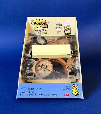 New Post-it Notes Pop-up Lenticular Design Note Dispenser Office Desk Supplies