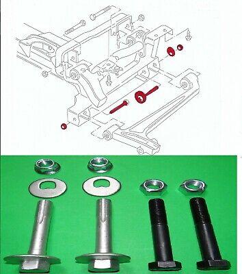 2x Querlenker Schrauben Ford Mondeo 1 2 3 Kombi hinten Hinterachse mit Buchsen