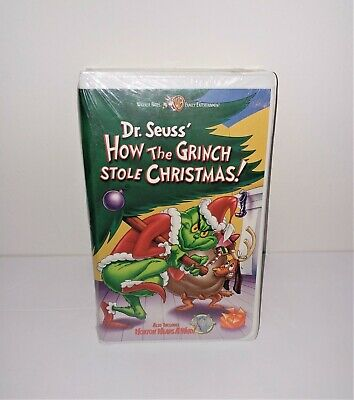 How The Grinch Stole Christmas 2000 Vhs.2000 How The Grinch Stole Christmas Board Game