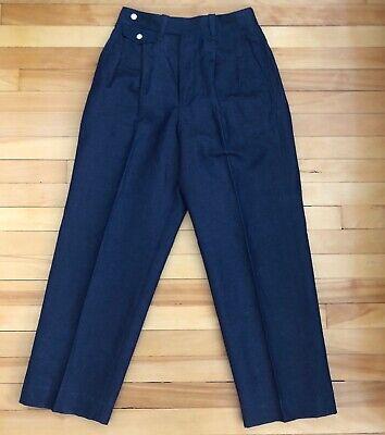 Haversack Japanese Designer Wide leg High Waisted Indigo Trousers