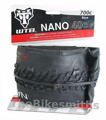 TIRES WTB NANO 700x40 RACE