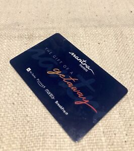 $50 Mantra Hotels gift card - Unwanted gift
