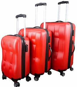 BRAND NEW LUGGAGE SET TRAVEL BAG SUITCASE Campbelltown Campbelltown Area Preview