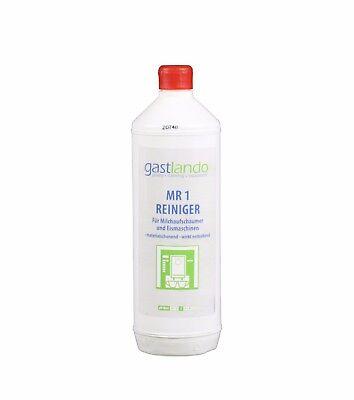 1 Liter Flasche MR 1 Reiniger für Milchaufschäumer und Eisbereiter Gastlando