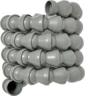 2pcs Loc-line Gray - 12- 5 Foot Coil