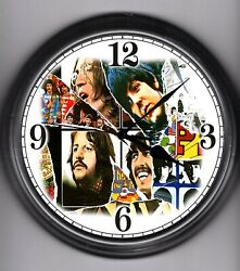 Beatles # 3 Wall Clock