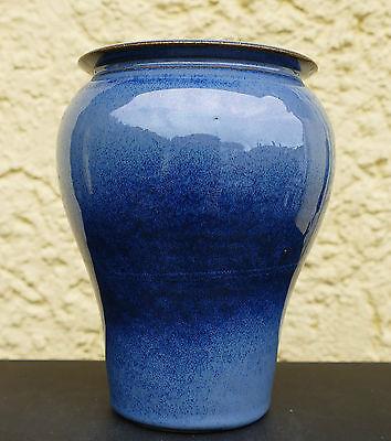 Gubbels Helden sehr schöne und schwere Studio Keramik Vase !!!