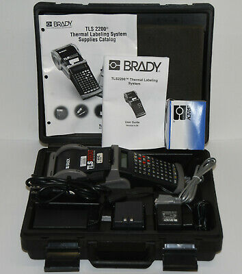 Brady Tls2200 Thermal Labeling System