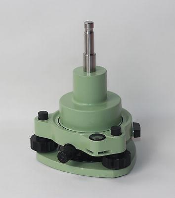 New Green Tribrach Woptical Plummet Thick Adapter Fits Leica Type Prisms