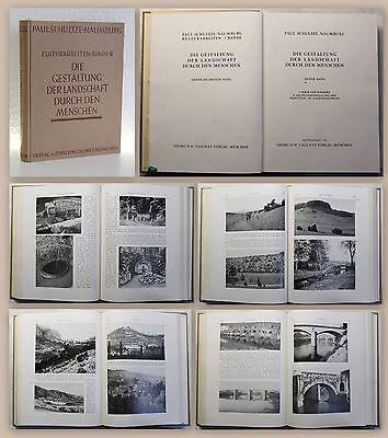 Schultze-Naumburg Die Gestaltung der Landschaft durch den Menschen 1928 3 in1 xz - Gestaltung Der Landschaft