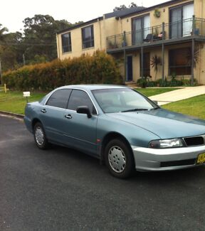 1999 Mitsubishi Magna Forster Great Lakes Area Preview