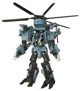 Blackout Robot Helicopter Plane Transformers Movie Ages 5+ Toy Gift Fly Boys Fun