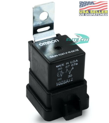 Durango and Jeep Grand Cherokee  TIPM Plug-In Fuel Pump Relay by Omron