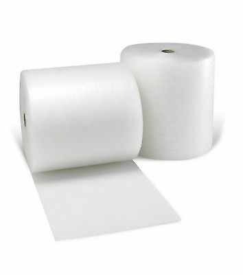 750mm x 100m Roll of Quality BUBBLE WRAP SMALL CUSHION