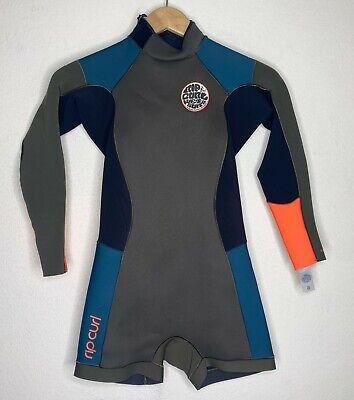 O/'Neill Womens O/'Riginal 5//4mm Back Zip Full Winter Wetsuit Bl