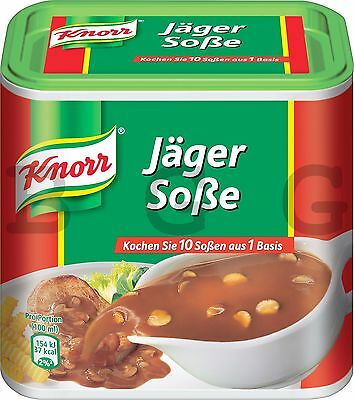 Knorr Germany - Hunter Sauce - 2 Liter Gravy - German -