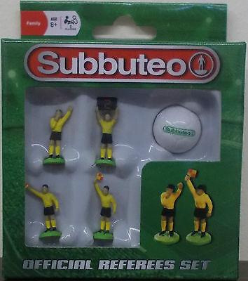 Subbuteo Table Football ~ Official Referees Set ~ Paul Lamond