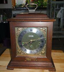 SETH THOMAS Legacy Classic-Full size Mantle Clock- 4 Chime options!