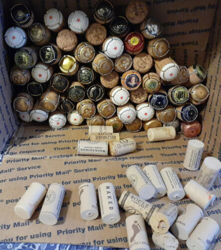 LOT 80 CORK + 50 CAP / CAGE Natural CHAMPAGNE Few synthetic WINE Biltmore crafts