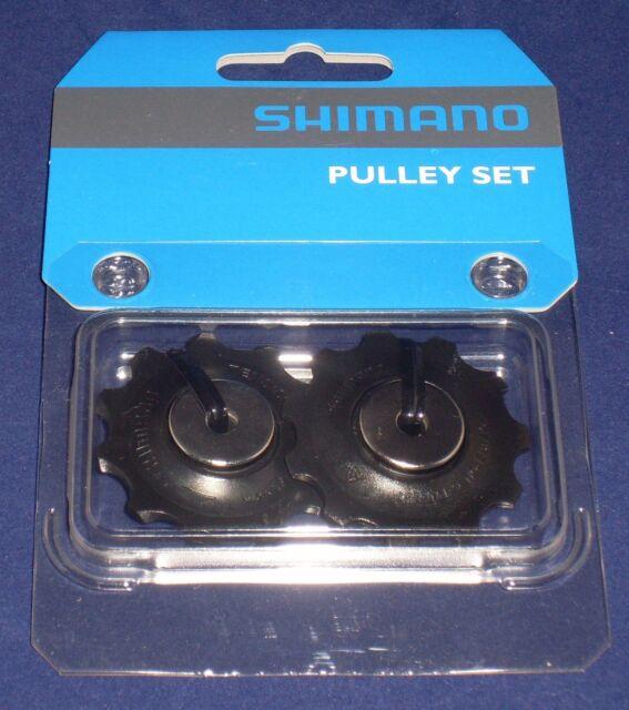 Shimano 105 SLX Tiagra Deore Sora Acera Alivio Jockey Wheels RD-5700 Y5XH98120