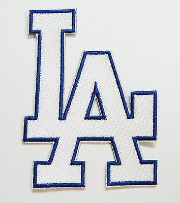 LOT OF (1)  MLB BASEBALL LOS ANGELES DODGERS (LA)EMBROIDERED PATCH PATCHES # 59