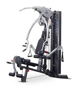 C80 Commercial Home Gym.  Complete gym set up. Pacific Pines Gold Coast City Preview