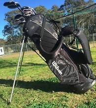 Wilson Golf kit Bringelly Camden Area Preview