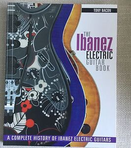 """Ibanez """"Complete History"""" Book AS NEW!!! South Yarra Stonnington Area Preview"""